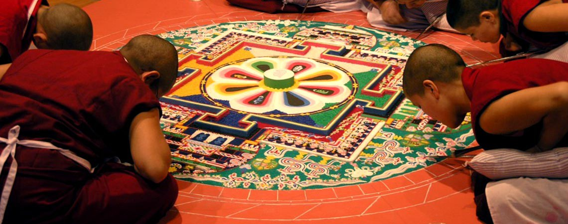 Tibet's Arts of Happiness