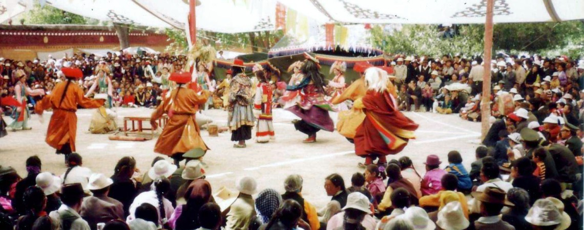 Losar – Tibetan New Year